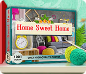1001 Puzzles Home Sweet Home
