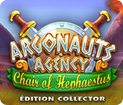 Argonauts Agency: Chair of Hephaestus Édition Collector
