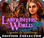 Labyrinths of the World: Légendes de Stonehenge Édition Collector
