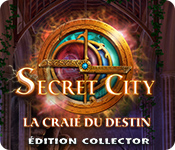 Secret City: La Craie du Destin Édition Collector