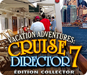 Vacation Adventures: Cruise Director 7 Édition Collector