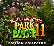 Vacation Adventures: Park Ranger 11 Édition Collector